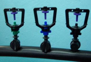 Sun garden sistemas inteligentes de riego for Nebulizadores de agua